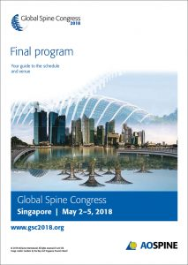AOSpine Global Spine Congress Program